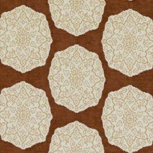 B. Berger DU15766-581 MUTI CAYENNE Fabric