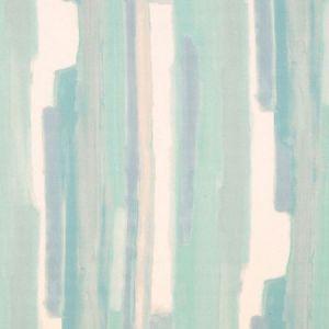 Schumacher Watercolor Celadon Fabric