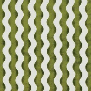Schumacher The Wave Lettuce Fabric