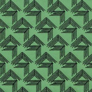 Schumacher V Step Loden Fabric