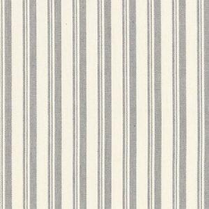 Schumacher Capri Greige White Fabric