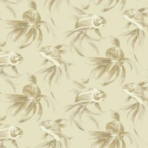 York SO2401 Koi Wallpaper