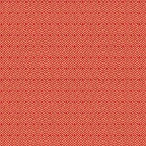 Fabricut Jazz Age Coral Fabric