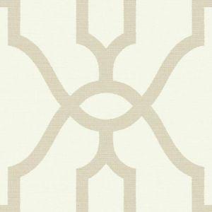 York ME1554 Woven Trellis Wallpaper
