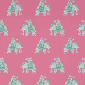 Lee Jofa Bazaar Wp Tiki Pink P2016103-713 Wallpaper