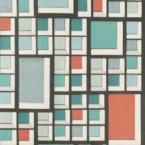 Groundworks Rarity Paper Jade Noir GWP-3700-893 Wallpaper