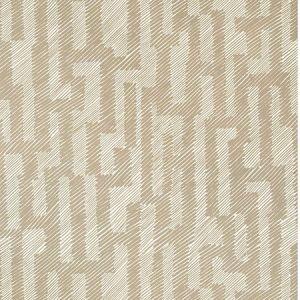 Groundworks Verge Paper Craft Ivory GWP-3702-116 Wallpaper