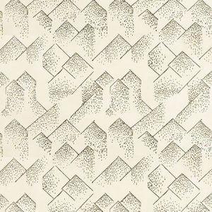 Groundworks Brink Paper Cream Onyx GWP-3703-18 Wallpaper