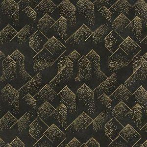 Groundworks Brink Paper Gold Onyx GWP-3703-840 Wallpaper