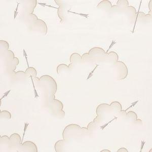 5009352 Mercurio Natural Schumacher Wallpaper