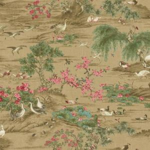 York PV2965 Fragrant Garden Scenic Wallpapers