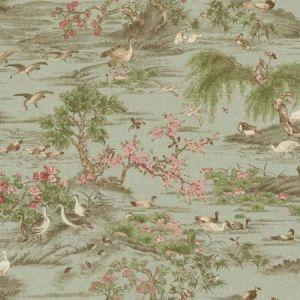York PV2966 Fragrant Garden Scenic Wallpapers