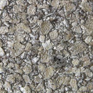 Astek ED101 Pebble Mica Chrome Metallic Wallpaper