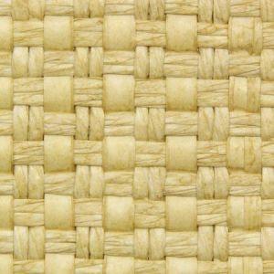 Astek ED150 Grasscloth Ivory Paper Weave Wallpaper