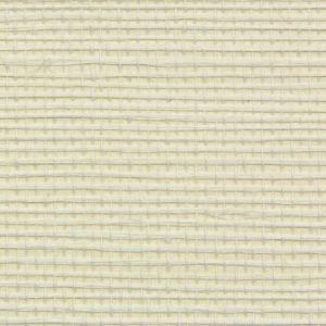 Astek ED153 Grasscloth Eggshell White Wallpaper