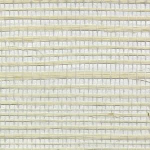 Astek ED154 Grasscloth Cream on Silverback Fine Wallpaper