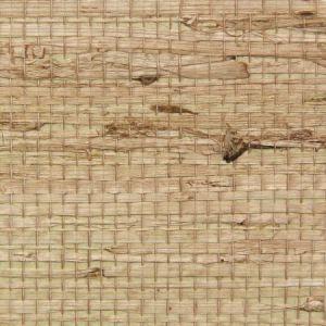 Astek ED157 Grasscloth Sandstone Arrowroot Fine Wallpaper