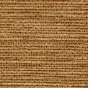 Astek ED158 Grasscloth Burnt Orange Wallpaper