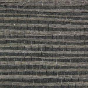 Astek ED160 Grasscloth Graphite Jute Wallpaper