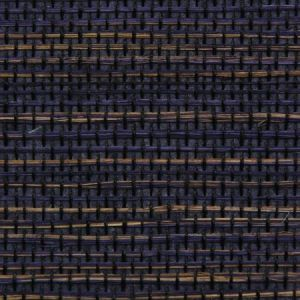 Astek ED161 Grasscloth Deep Blue Sisal Fine Wallpaper