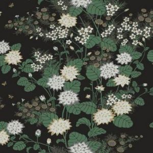 FB1407 Chinese Floral York Wallpaper
