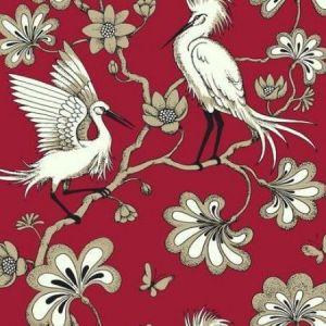 FB1453 Egrets York Wallpaper