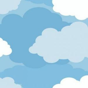 KD1784 Cloud Sidewall York Wallpaper