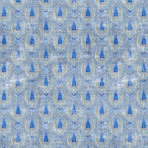 N4 1022BY1 BYZANTINE Jewel Classic Scalamandre Fabric