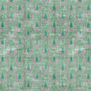 N4 1023BY1 BYZANTINE Jewel Green Scalamandre Fabric
