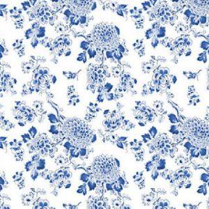 WNM 0001HERI HERITAGE Blue Scalamandre Wallpaper