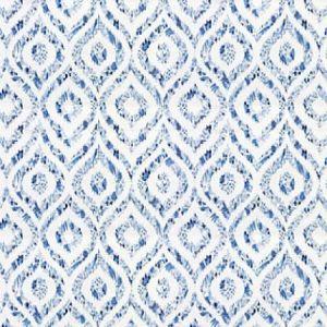 WNM 0001IKAT IKAT Blue Scalamandre Wallpaper