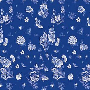 WNM 0001MAST MASTERS Blue Scalamandre Wallpaper