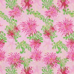 2011100-717 Bimini Lilly Pink Lee Jofa Fabric