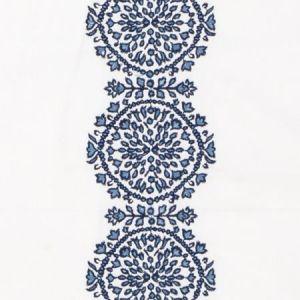 DA61856-54 MALVEIRA Sapphire Duralee Fabric