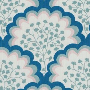 DE42673-72 ANGELINA Blue Green Duralee Fabric