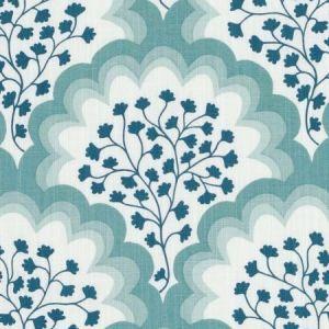 DE42673-250 ANGELINA Sea Green Duralee Fabric