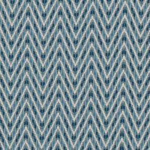 DU16362-23 ALMENDRA Peacock Duralee Fabric