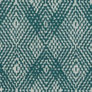 DU16364-323 CARRANCA Evergreen Duralee Fabric