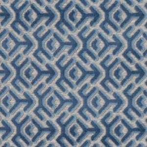 DV16368-563 VESPEIRA Lapis Duralee Fabric