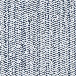 15638-206 CLINE Navy Duralee Fabric