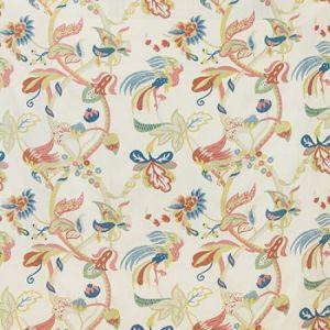 2017162-194 GORDA Berry Gold Jofa Fabric