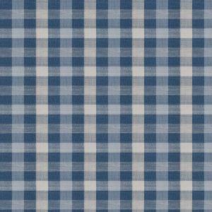 ABANI CHECK Bluestone 01 Fabricut Fabric