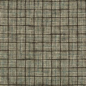 35188-815 Wenthworth Check Shale Kravet Fabric