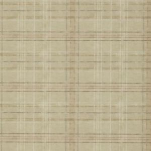 FG086-N102 Shetland Plaid Sand Mulberry Home Wallpaper