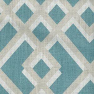 PEARL Teal 004 Norbar Fabric