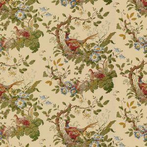2013135-534 Lyndhurst Cream Lee Jofa Fabric