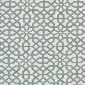 Clarence House Keystone Fog Fabric