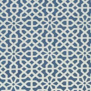 Clarence House Keystone Marine Fabric