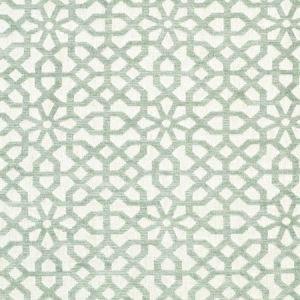 Clarence House Keystone Celadon Fabric