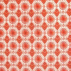 B1011, Greenhouse B1011 Papaya Fabric, GreenHouse Fabrics